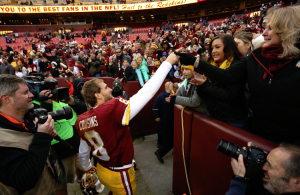 Redskins Can Clinch the NFC East With Win Next Week In Philly