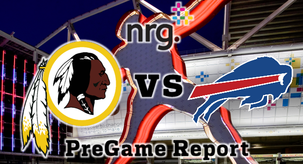 Redskins vs Bills Preseason Week 3