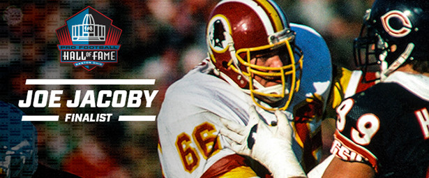 Joe Jacoby Named Pro Football Hall Of Fame Finalist
