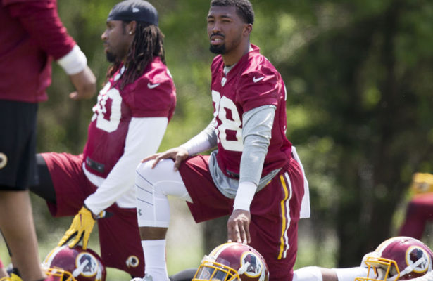 Redskins Sign Last Draft Pick CB Kendall Fuller