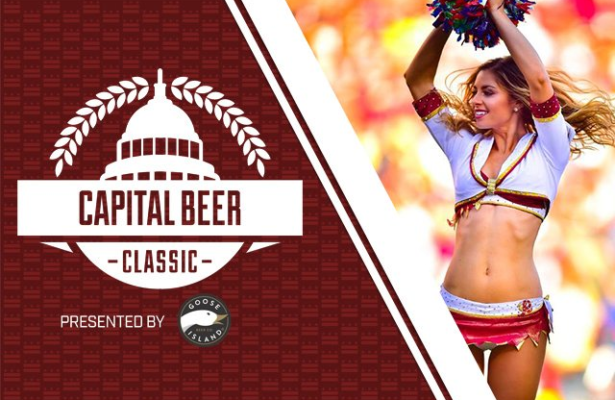 First Annual Capital Beer Classic at FedExField