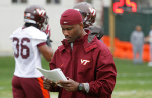 Redskins Officially Hire New Defensive Backs Coach Torrian Gray