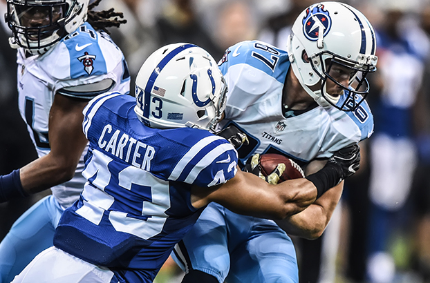 Redskins Sign Former Colts Linebacker Chris Carter