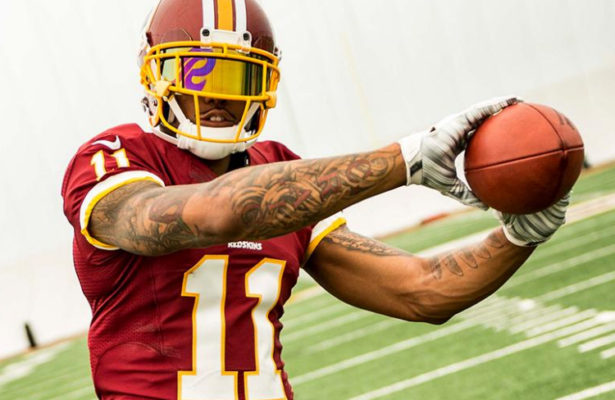 Terrelle Pryor is Working Like a Mad-Man This Offseason