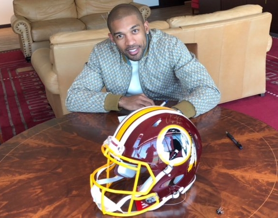 Redskins sign cornerback Orlando Scandrick