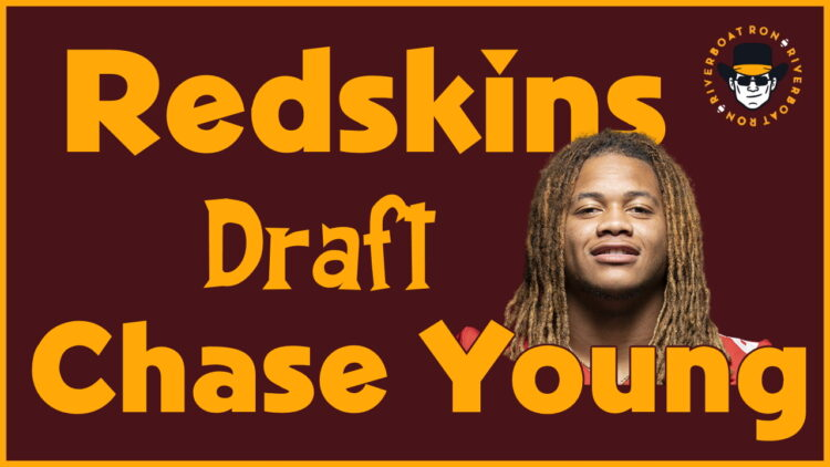 Redskins Select Chase Young With 2nd Overall Pick